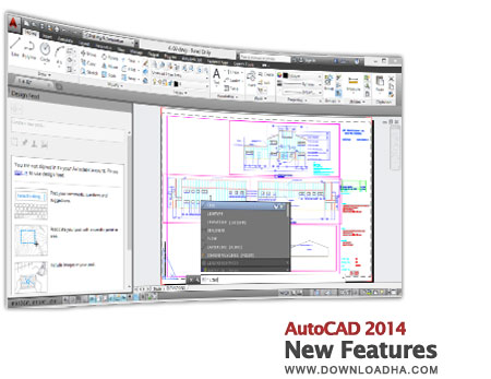 AutoCAD 2014 New Features      2014   AutoCAD 2014 New Features