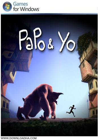 Papo And Yo دانلود بازی Papo And Yo برای PC