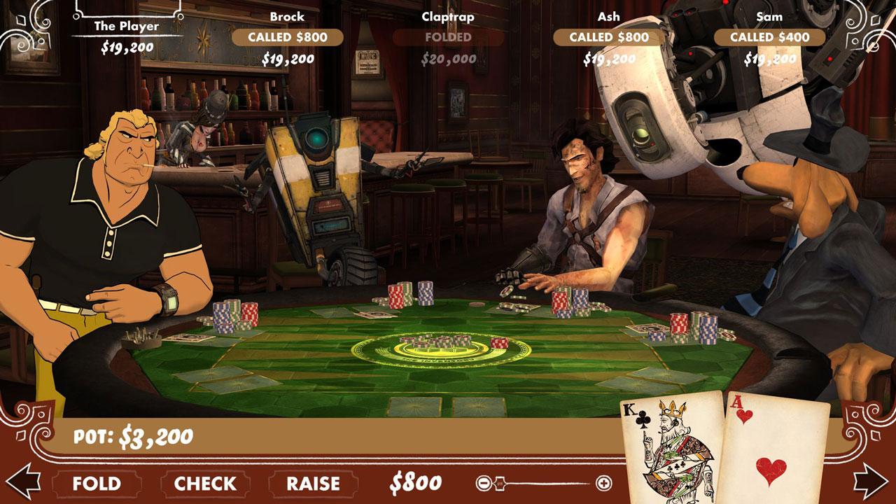 Poker Night S1 s ?????? ???? Poker Night 2 ???? PC